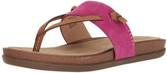 G.H. Bass & Co. Women's Shannon Wedge Flip Flop