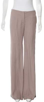 Ramy Brook Mid-Rise Wide Leg Pants