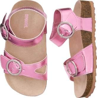 Gymboree Metallic Sandals