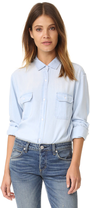 RAILS Kendall Button Down Shirt $148 thestylecure.com