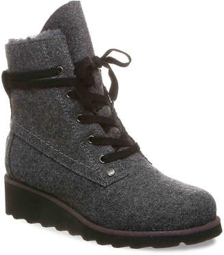 BearPaw Krista Wedge Bootie - Women's