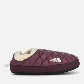 The North Face Women's Thermoball Tent Mule Faux Fur IV Slippers