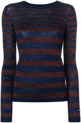 Bella Freud striped sweater