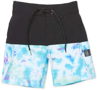 Volcom Vibes Swim Trunks, Toddler Boys