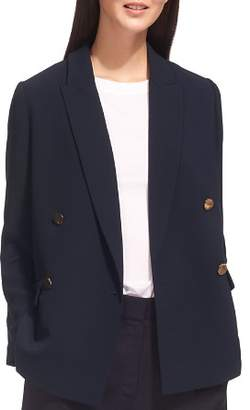 Whistles Double-Breasted Blazer