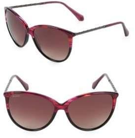 Balmain 59MM Butterfly Sunglasses