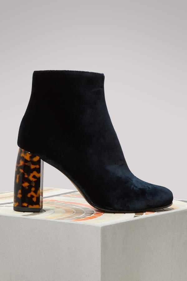 Stella Mccartney Heeled Ankle Boots