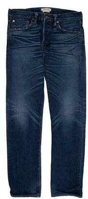 Simon Miller Big Bend Distressed Jeans