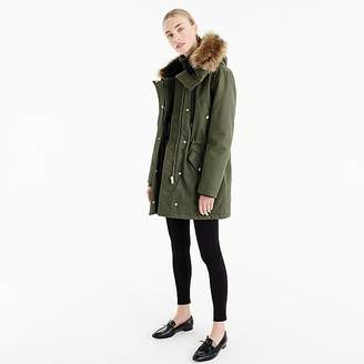 J.Crew Petite perfect winter parka