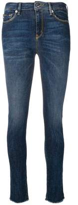 Love Moschino mid-rise skinny jeans