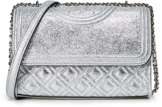 Tory Burch Fleming Small Shoulder Bag $450 thestylecure.com