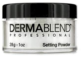 Dermablend Loose Setting Powder (Smudge Resistant Long Wearability) - Original - 28g/1oz