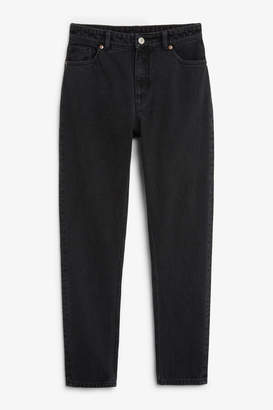 Monki Kimomo black x-long jeans
