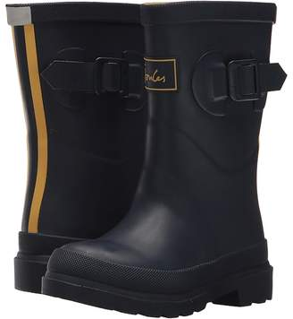Joules Kids Field Welly Rain Boot Boys Shoes