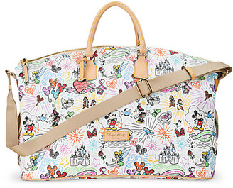 Disney Sketch Weekender by Dooney & Bourke $398 thestylecure.com