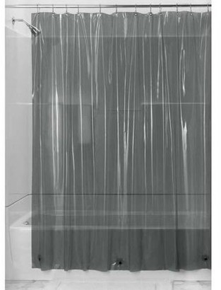 InterDesign Vinyl Shower Curtain Liner Stall 54 X 78