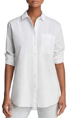 ATM Anthony Thomas Melillo Poplin Boyfriend Shirt