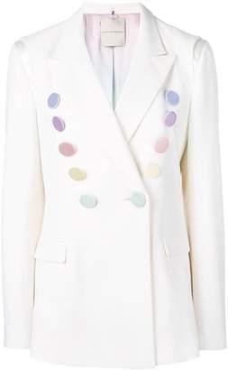 Marco De Vincenzo embellished tailored blazer