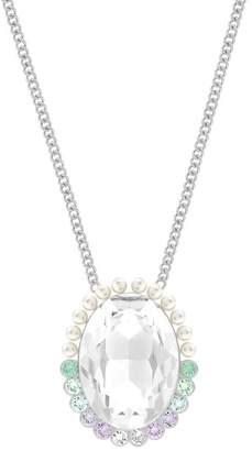 Swarovski Calista Pendant Necklace $169 thestylecure.com