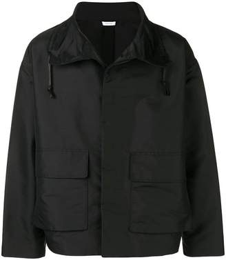Jil Sander button-up jacket