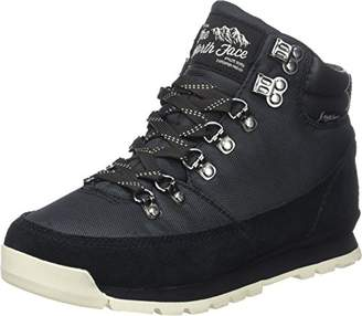 The North Face Back To Berkeley Redux Leather, Women's Walking Boots, Multicolour (Tnf Black/Vintage White), UK (37.5 EU)