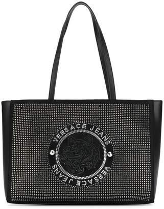 2a6b0d0496a8 Versace Studded Bag - ShopStyle