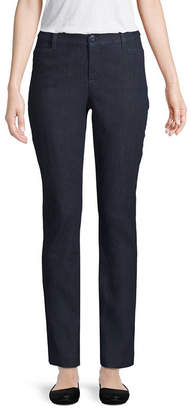 ST. JOHN'S BAY Straight Fit Trousers