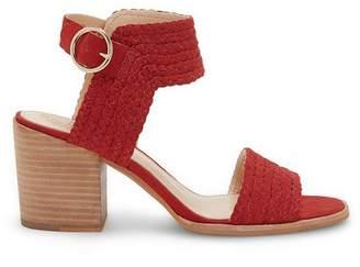 Vince Camuto Kolema – Braided Block-heel Sandal