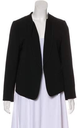 Chloé Wool Open-Faced Jacket