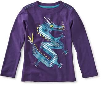 Tea Collection Dragon Graphic T-Shirt