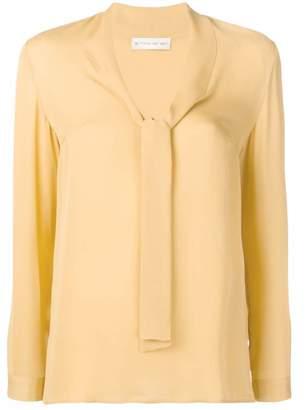 Etro classic crepe blouse