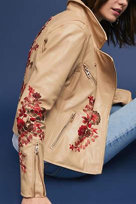 Blank NYC BLANKNYC Wildflower Moto Jacket