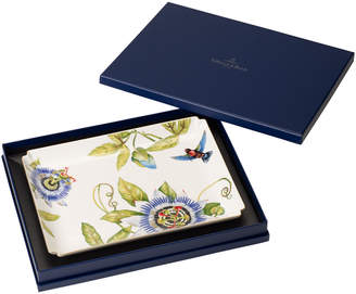 Villeroy & Boch Amazonia Gifts Large Serving Tray 11x8.25 in