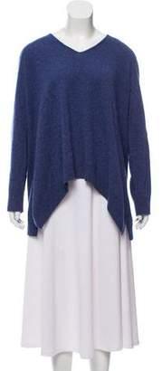 The Row V-Neck Lightweight Sweater