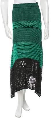 Proenza Schouler Crochet Midi Skirt w/ Tags
