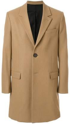 Ami Alexandre Mattiussi Two Buttons Coat