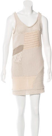 3.1 Phillip Lim 3.1 Phillip Lim Sleeveless Knit Dress