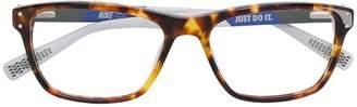 Nike havana square glasses