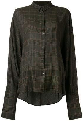 Palmer Harding Palmer / Harding checked button-down shirt