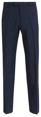 Marks and Spencer Indigo Tailored Fit Trousers