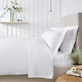 The White Company Essentials Egyptian Cotton Duvet Cover