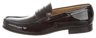 DSQUARED2 Patent Leather Penny Loafers