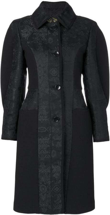 Mantel mit Paisley-Muster