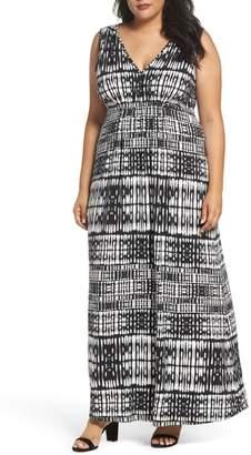 Tart Grecia Sleeveless Jersey Maxi Dress