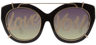 Alice + Olivia Walker Sunglasses