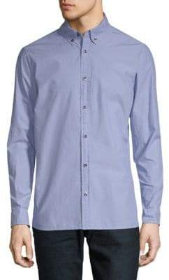 Calvin Klein Jeans Casual Cotton Button-Down Shirt