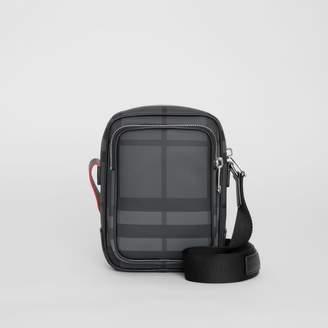 Burberry Small London Check Crossbody Bag