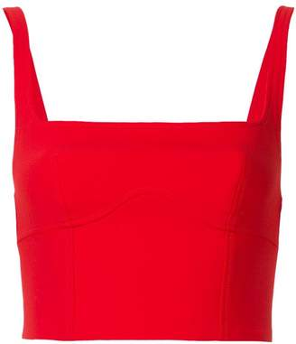Dion Lee cropped bustier