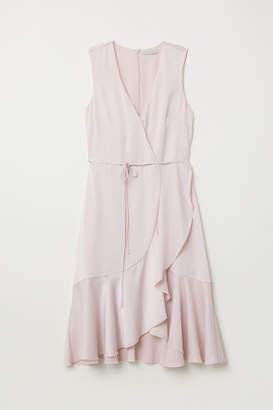 H&M Wrap Dress - Pink