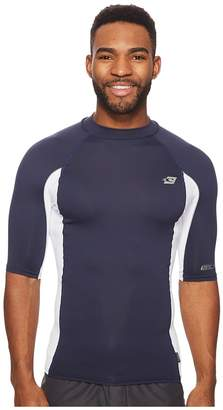 O'Neill Premium Short Sleeve Rashguard Men's Swimwear